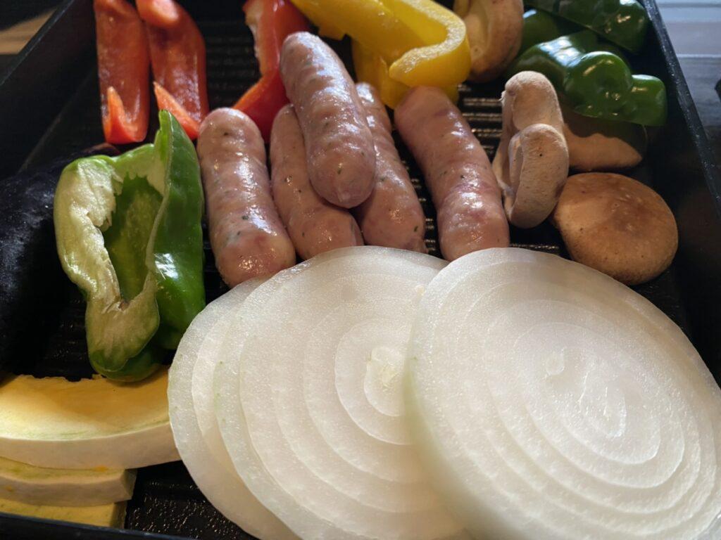 野菜も新鮮でおいしいです